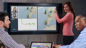 Surface Hub - gigantyczny tablet Microsoftu z datą premiery