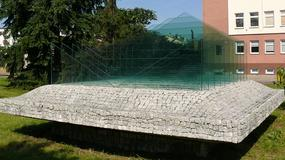Wokół K-drona - bryły odkrytej przez J. Kapustę w galerii Kordegarda