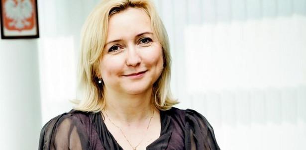 Agnieszka Pachciarz, była prezes Narodowego Funduszu Zdrowia