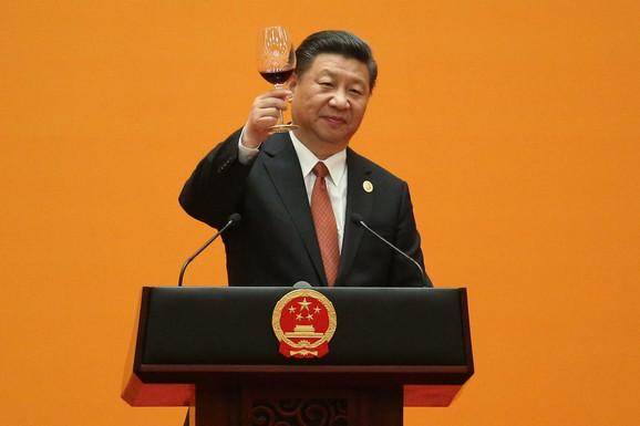 Si Đingping na samitu povodom