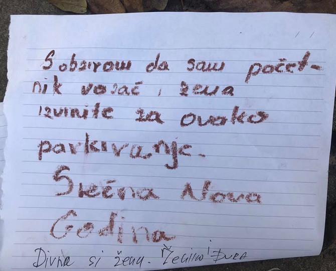 Poruka iz Novog Sada