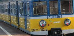 20-latek wpadł pod pociąg!