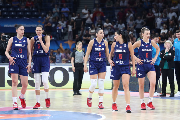 Košarkašice Srbije