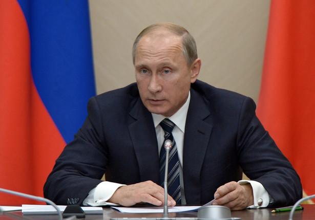 Władimir Putin, EPA/ALEXEY NIKOLSKY / RIA NOVOSTI / KREMLIN POOL MANDATORY CREDIT Dostawca: PAP/EPA.