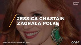 """Jessica Chastain jako Antonina Żabińska w filmie """"Azyl. Opowieść o Żydach ukrywanych w warszawskim zoo"""""""