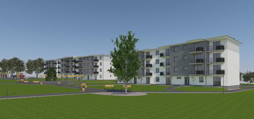 Wybudują mieszkania komunalne w Gliwicach