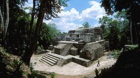 """Badania archeologów UJ w Nakum - mieście Majów Gwatemali docenione przez """"Time"""""""