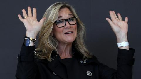 Angela Ahrendts przeszła do Apple z Burberry