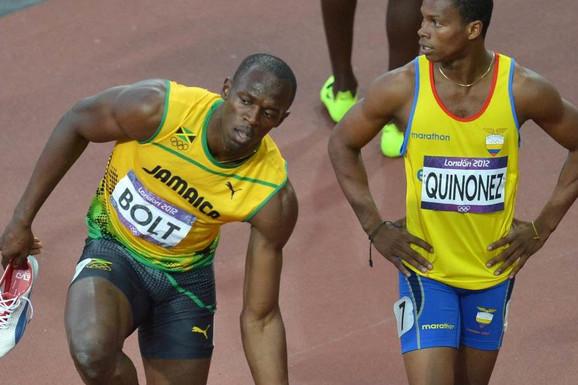 KO JE BIO ALEKS KINJONES? Nacionalni rekorder Ekvadora, trčao sa Boltom, propustio Tokio zbog suspenzije, a onda je UPUCAN NASRED ULICE!