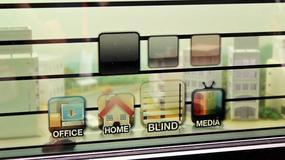 Interaktywna szyba Samsunga, jak w filmie Sci-Fi