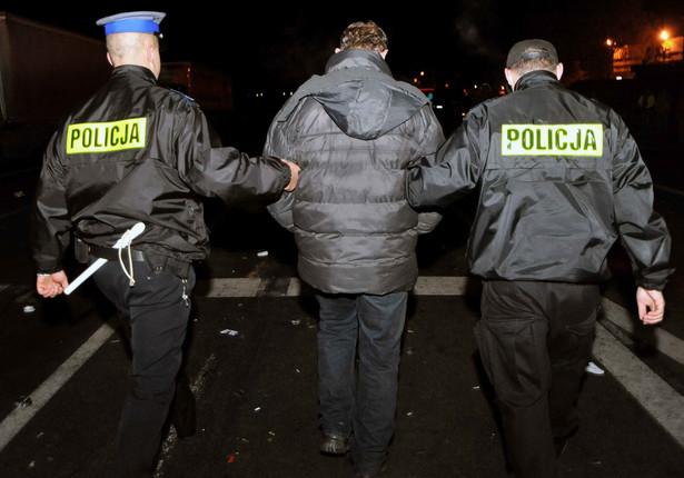 Aresztowany przemytnik