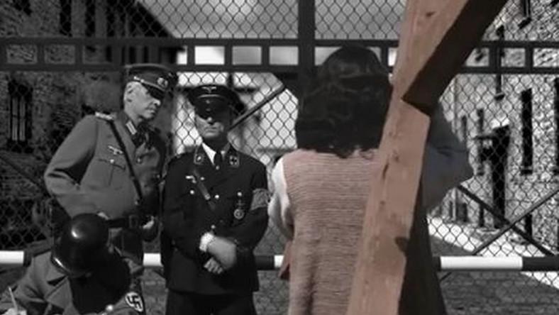 Chrystus w Auschwitz. To wideo budzi kontrowersje...