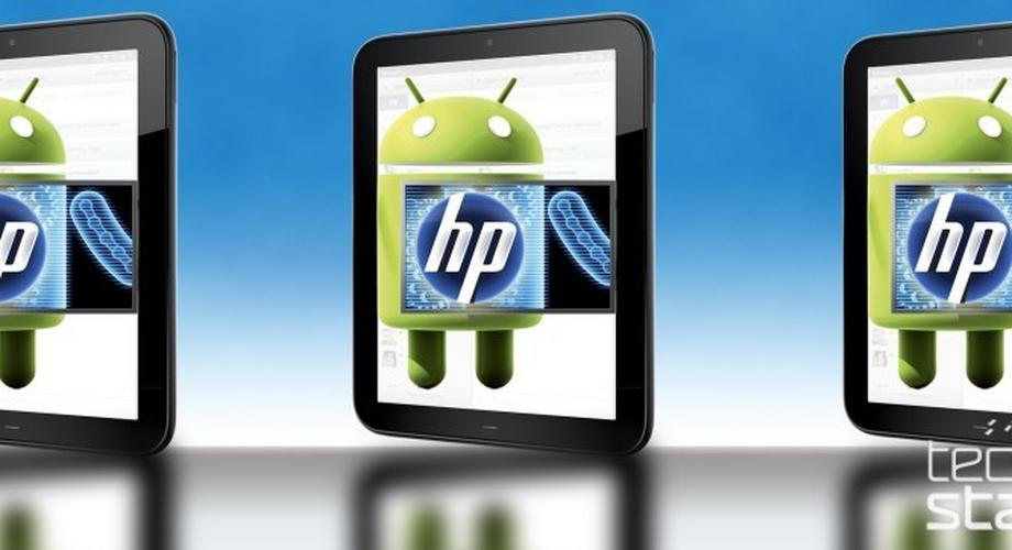 HP Slate 8 Pro: 8-Zoll-Androide mit Tegra-4-CPU