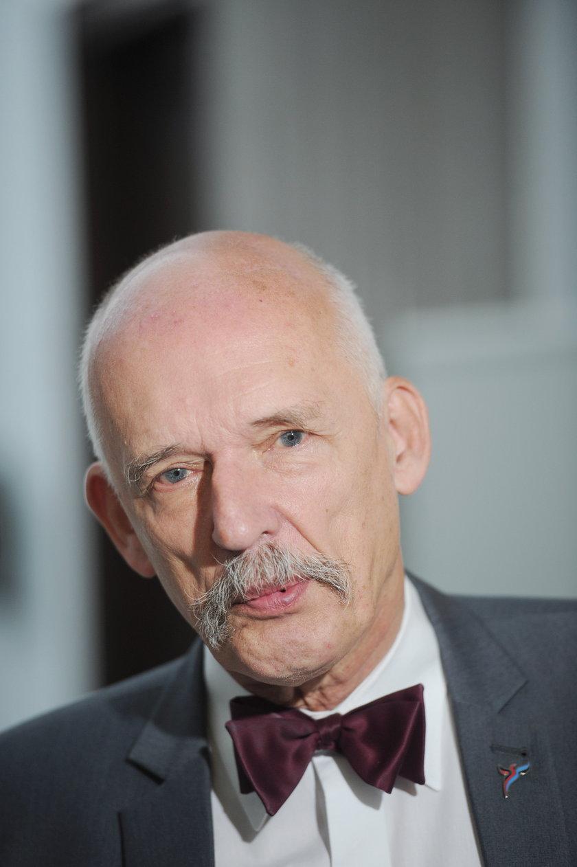Janusz Korwin Mikke