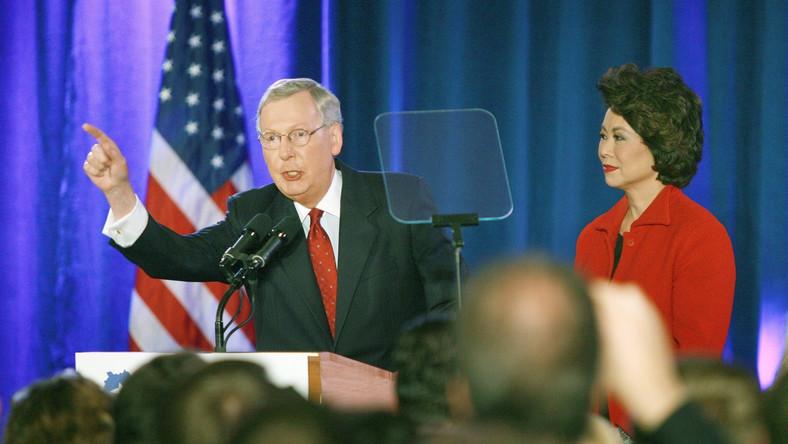 Wybory w USA. Amerykański senat w rękach Republikanów