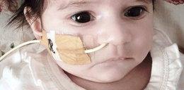 Po porodzie podali Amelii śmiertelny gaz. To uszkodziło dziewczynce mózg