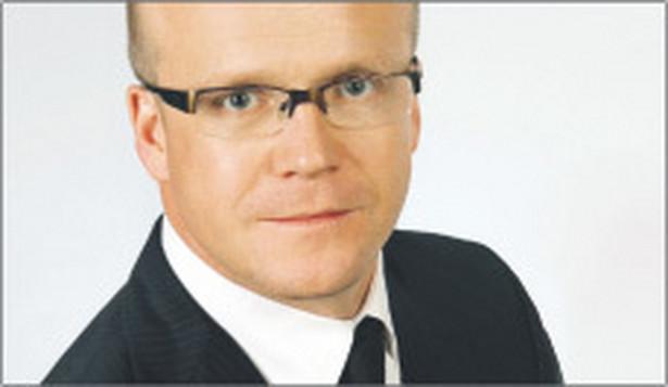 Mariusz Grzesiuk, radca prawny, partner associate w Kancelarii KPMG D. Dobkowski