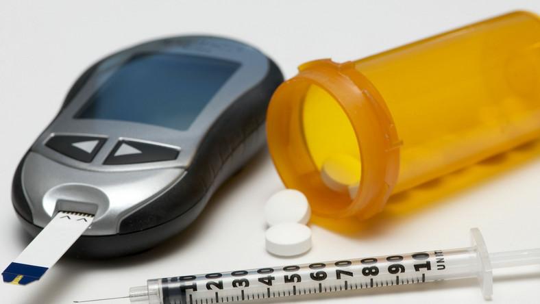 Glukometr i leki dla cukrzyka