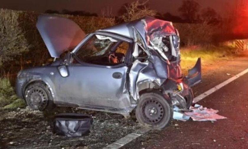 Polski kierowca ciężarówki skazany na 4,5 roku więzienia za spowodowanie śmiertelnego wypadku