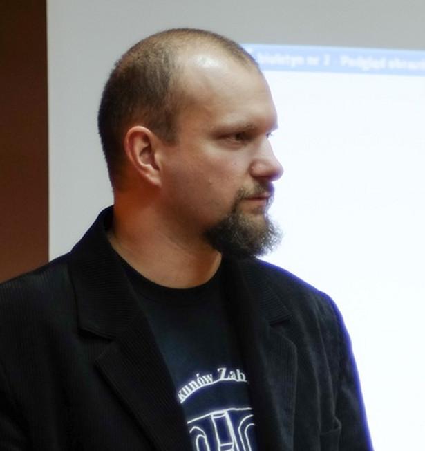 Jakub Staszak, prawnik, asesor komorniczy