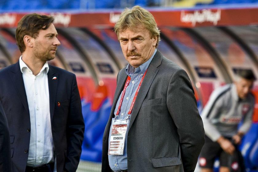 Pilka nozna. Reprezentacja Polski. Jerzy Brzeczek nowym trenerem. 23.07.2018