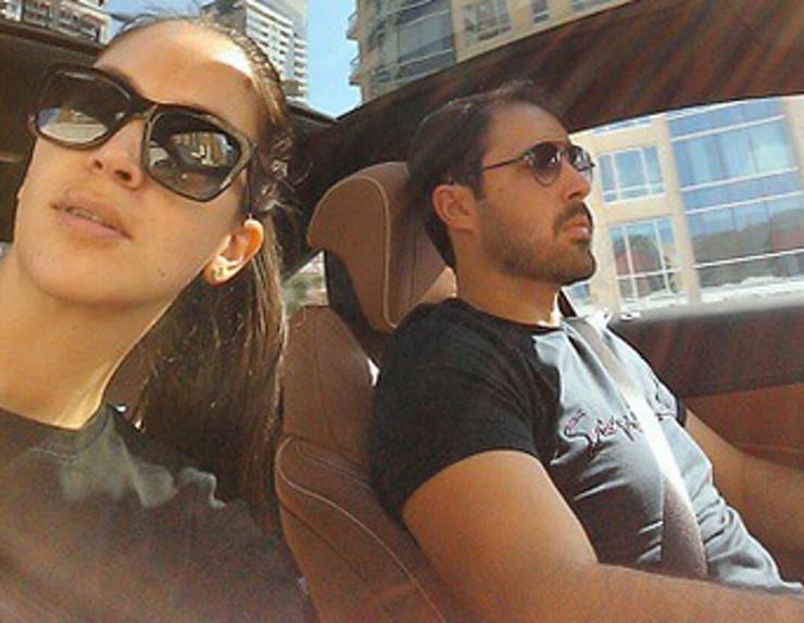 Jelena i Said bin Drai