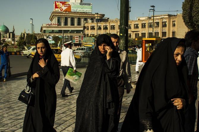 Žene u Iranu