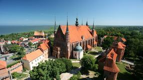 Frombork - pod gotyckim niebem