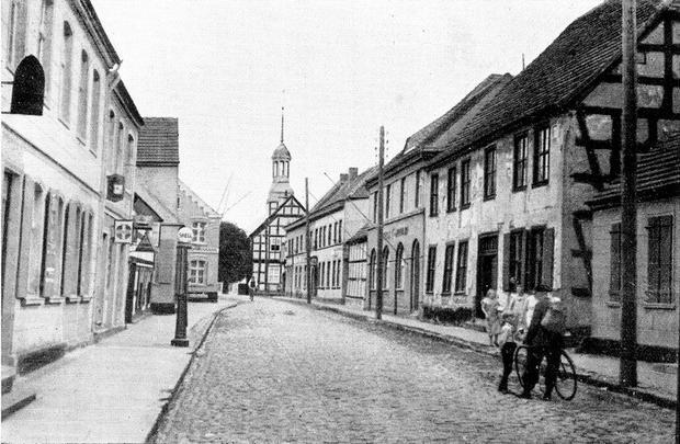 Nowe Warpno, 1935 r.