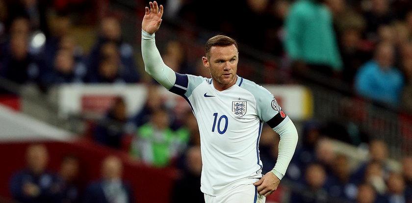 Anglia żegna Rooneya. Pożegna się na swojej, nowej ziemi