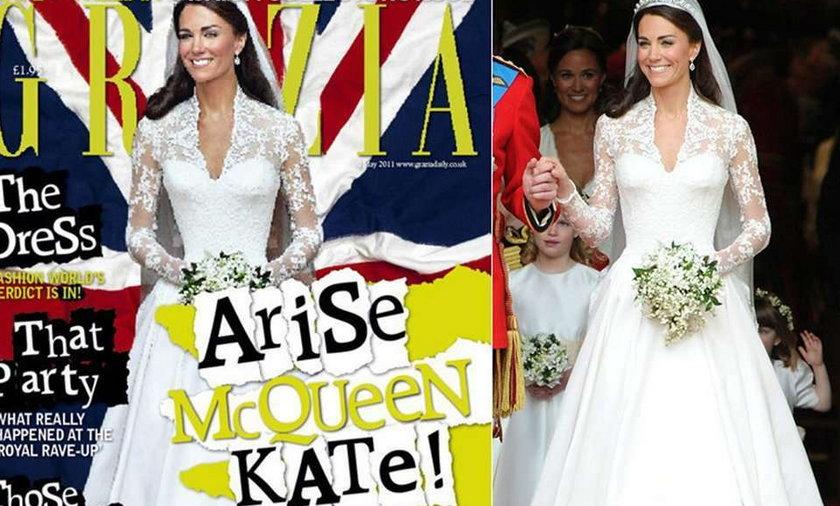 Skandal! Odchudzili Kate Middleton?