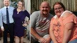 Schudli aż 268 kg! Rodzina ich nie poznała
