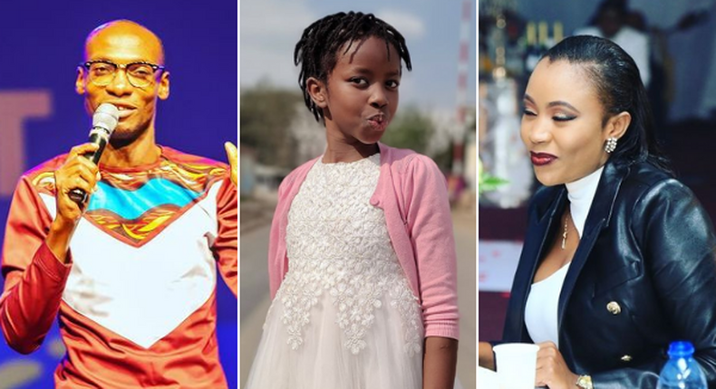 Dr Ofweneke and baby mama Nicah the Queen gush over daughter as she turns 11