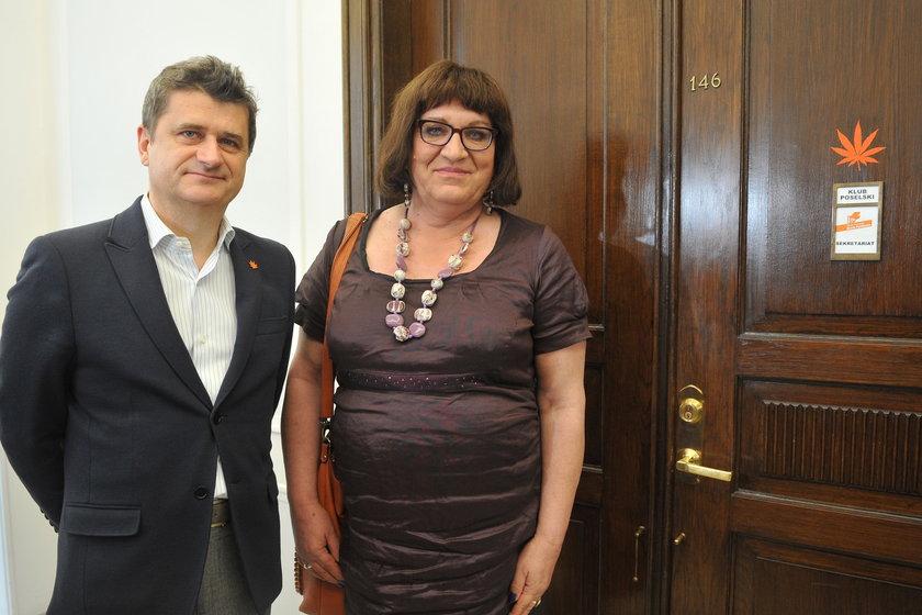 Palikot: Grodzka uwierzyła, że osoba transseksualna może być liderem formacji