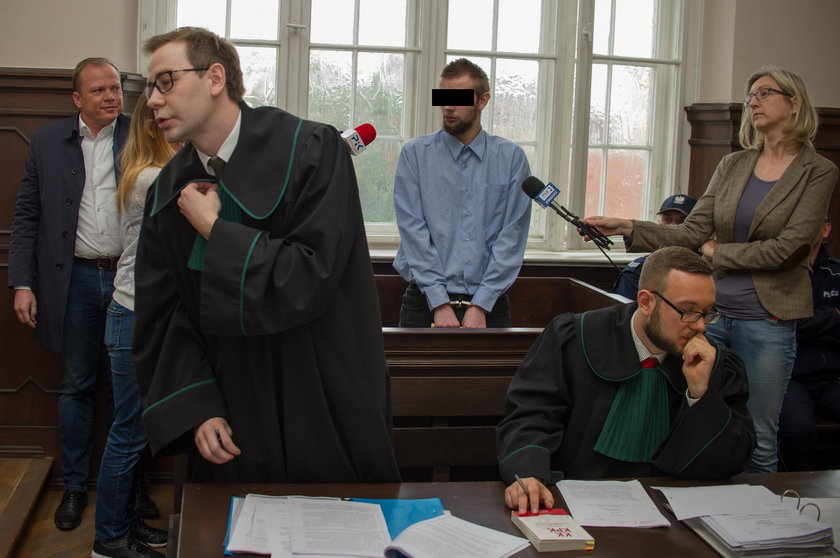 Sąd Apelacyjny w Gdańsku zmniejszył wyrok mordercy 15-latki