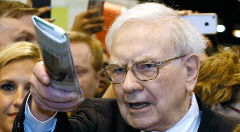 Warren Buffett may have bought back more than $5 billion in Berkshire Hathaway stock in recent weeks