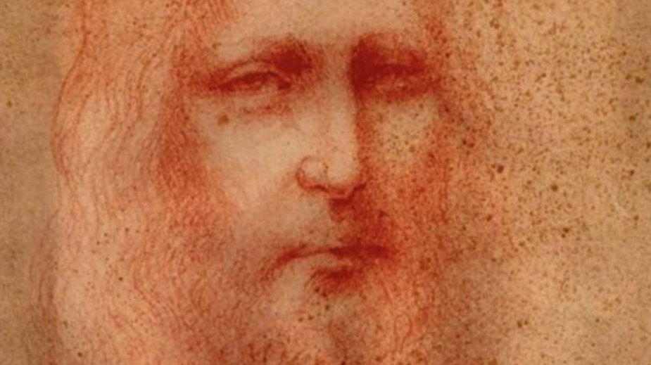 Nowo odnaleziony rysunek Leonarda da Vinci