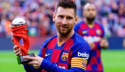 Messi opuszcza Barcelonę