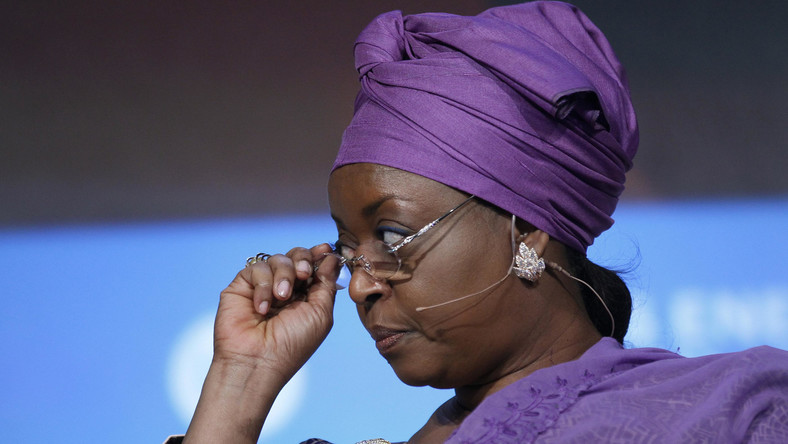 Former minister, Diezani Alison-Madueke, has been dogged with a series of corruption allegations [Channels]