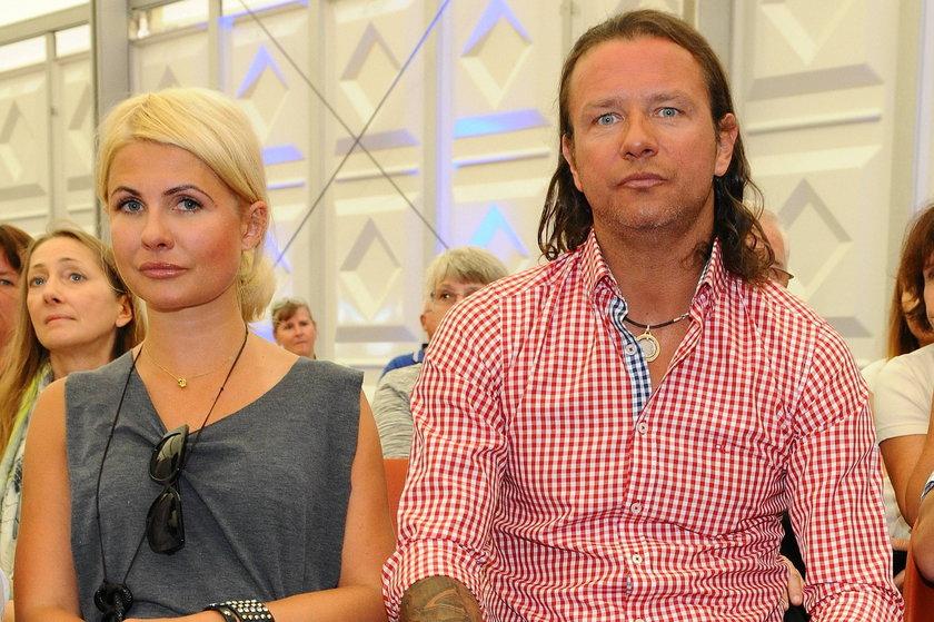 Radosław Majdan z nową dziewczyną