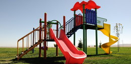 Pijana 11-latka zemdlała na placu zabaw