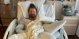 Wokalista Tim Lambesis próbował rozpalić ognisko. Z poparzeniami trafił do szpitala