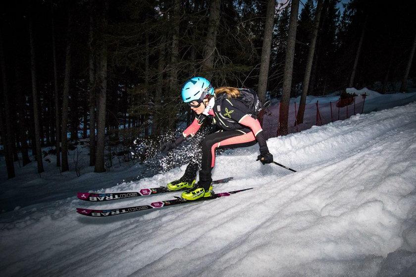 Tybor to pięciokrotna mistrzyni Polski w skialpinizmie.
