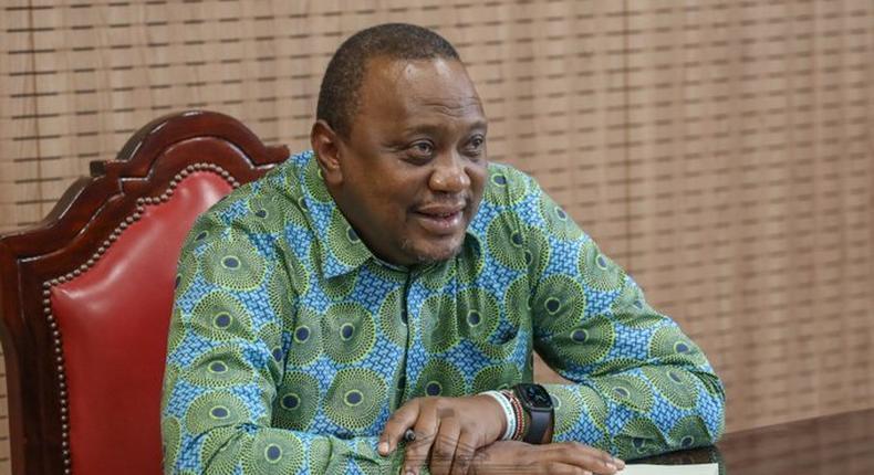 Uhuru hopes Kilifi Deputy Governor Gideon Saburi gets at least 10 years in prison