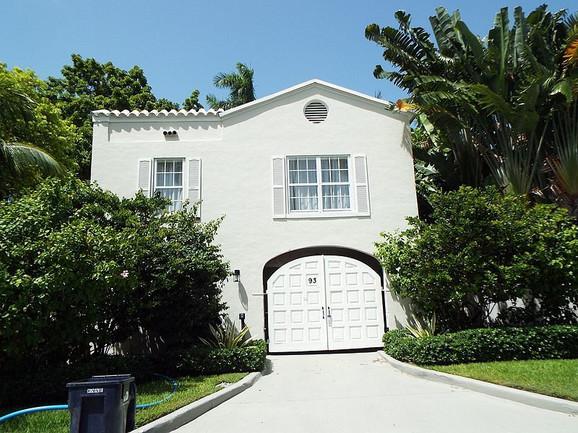 Al Kaponeova kuća na Floridi