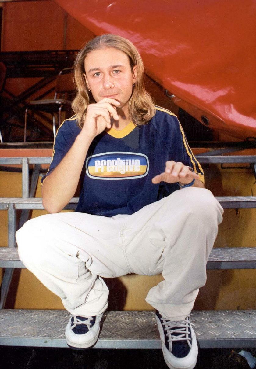 Andrzej Piaseczny w 1997 r.