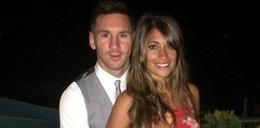 Leo Messi z ukochaną