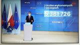 Morawiecki: Mamy zaszczepionych ponad 5 mln osób. Raporty mówią co innego