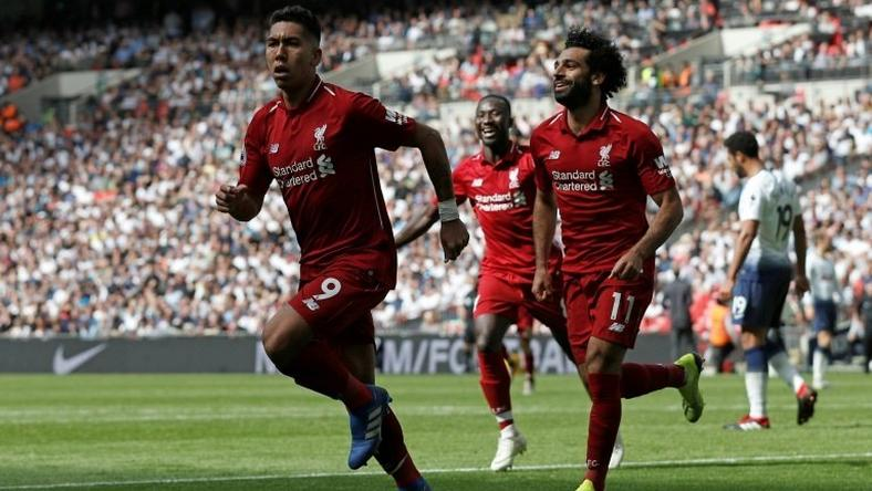 Liverpool's title challenge is gathering pace after a victory at Tottenham