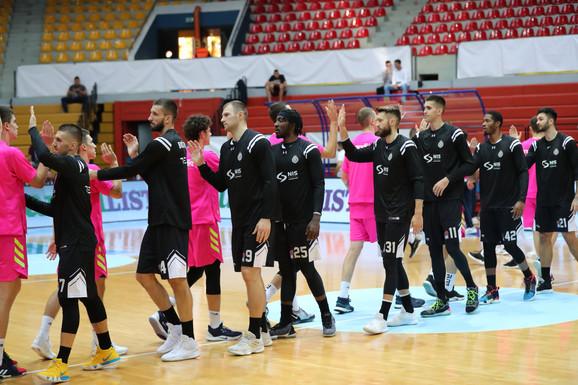 Partizan Mega Bemaks